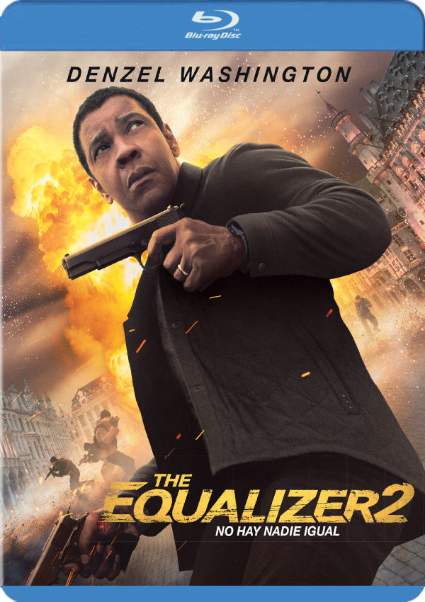 the equalizer 2 - blu ray --8414533118545