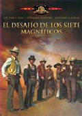 el desafio de los siete magnificos (dvd)-8420266921444