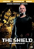 THE SHIELD ( AL MARGEN DE LA LEY ) 2ª TEMPORADA (DVD)