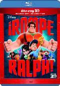 ¡ROMPE RALPH! (BLU-RAY 3D+2D)