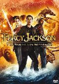 percy jackson y el mar de los monstruos (dvd)-8420266969064