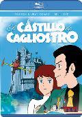 EL CASTILLO DE CAGLIOSTRO (BLU-RAY+DVD)