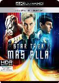 star trek: más allá (4k uhd+blu ray) 8414533101295