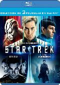 STAR TREK (TRILOGIA) (BLU-RAY)