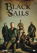 black sails: temporadas 1 3 (dvd) 8420266005731