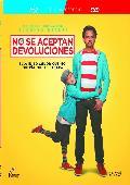 NO SE ACEPTAN DEVOLUCIONES - BLU RAY + DVD -