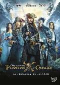 piratas del caribe. la venganza de salazar   dvd   8717418505363