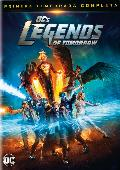 legends of tomorrow - dvd - temporada 1-8420266010186