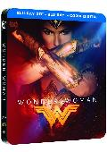 wonder woman - blu ray 3d - steelbook-8420266010728