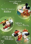pack fabulas mickey y las judias mágicas - principie y mendigo - una navidad con mickey - dvd --8717418517946