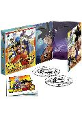 dragon ball super. box 1. la saga de la batalla de los dioses - blu ray --8420266008541