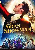 el gran showman - dvd --8420266014610