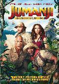 jumanji: bienvenidos a la jungla - dvd --8414533111744