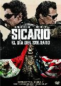 sicario: day of the soldado - dvd --8414533116909